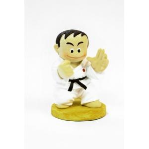 """Figurine TKD """"Combattant"""""""