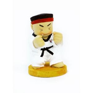 """Figurine TKD """"Combattant 2"""""""