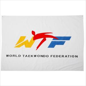 Drapeau World Taekwondo Fédération