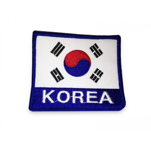Grand ecusson Korea