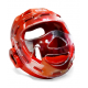 Casque bulle Rouge