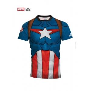 "T-shirt ""Captain América"""