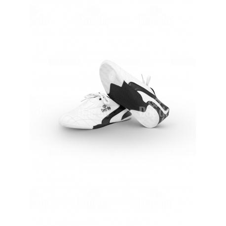 "CHAUSSURE TAEKWONDO ""noire & blanc"""