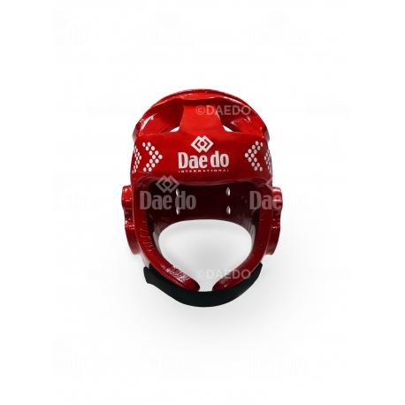 E-Casque rouge Daedo