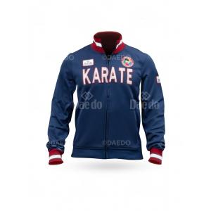 """Veste bleue marine """"KARATE"""""""